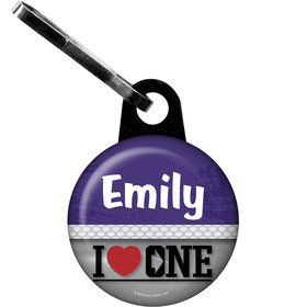 Boy Band Personalized Zipper Pull (Each)