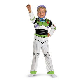 Boys Classic Toy Story Buzz Lightyear Costume