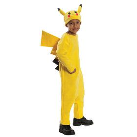 Boys Deluxe Pokemon Pikachu Costume