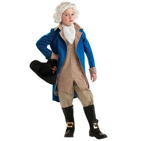 Boys General George Washington Costume