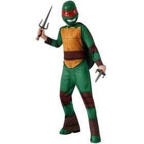 Boy's Teenage Mutant Ninja Turtles Raphael Costume
