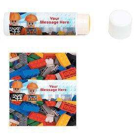 Bric Tek Personalized Lip Balm (12 Pack)