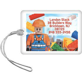 Bric Tek Personalized Luggage Tag (Each)