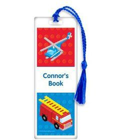 Brick City Personalized Bookmark (each)