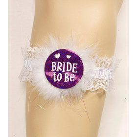 Bride to Be Garter (Each)
