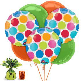 Bright Dots Balloon Kit (Each)