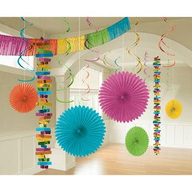 Bright Rainbow Decoration Kit