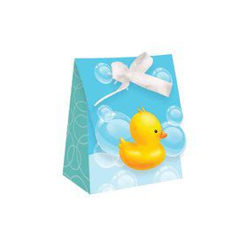 Bubble Bath Duck Favor Bags (12 Count)