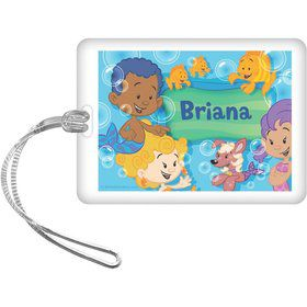 Bubble Friends Personalized Bag Tag (Each)