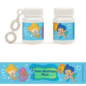 Bubble Friends Personalized Bubbles (18 Pack)