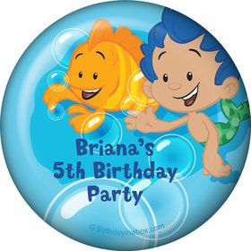 Bubble Friends Personalized Magnet (Each)