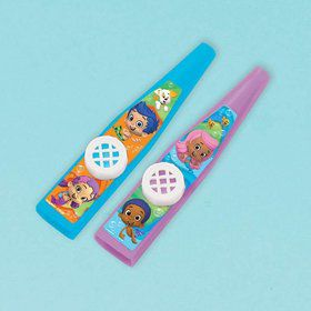 "Bubble Guppies 4 1/2"" Kazoo Favor (Each)"