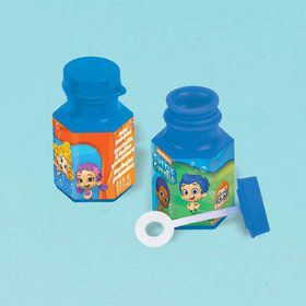 Bubble Guppies .6oz Bubble Favors (12 Pack)
