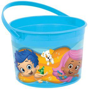 Bubble Guppies Favor Container (Each)