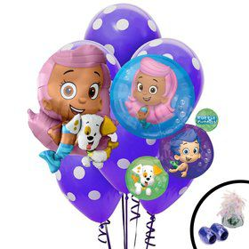 Bubble Guppies Jumbo Balloon Bouquet
