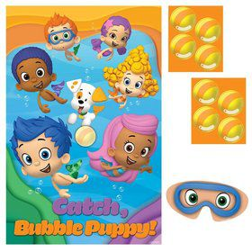 Bubble Guppies Party Game (Each)