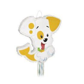 "Bubble Guppies Puppy 22"" Pull Pinata (Each)"