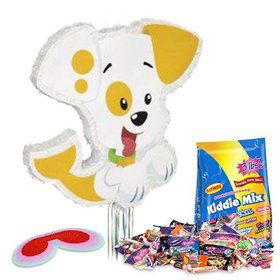 Bubble Guppies Puppy Pull Pinata Kit (Each)