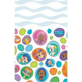 Bubble Guppies Table Cover (Each)