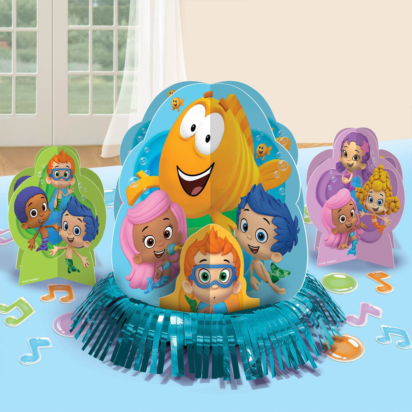 Bubble Guppies Party Decorations BB281425