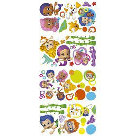 Bubble Guppies Wall Decal Decorations (Each)