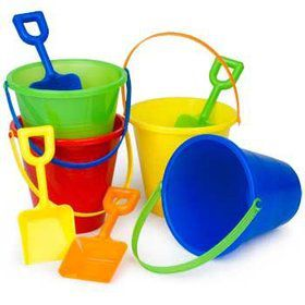 Bucket And Shovel (each)