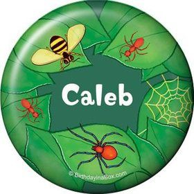 Bugs Personalized Button (each)