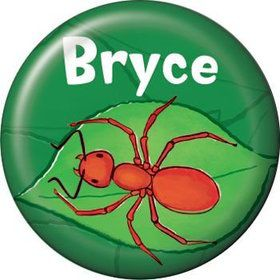 Bugs Personalized Mini Button (each)