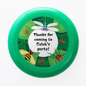 Bugs Personalized Mini Discs (Set of 12)