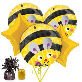 Bumble Bee Party Balloon Kit