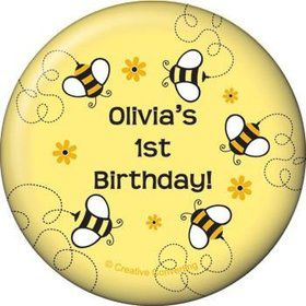 Bumble Bee Personalized Magnet (each)