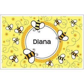 Bumble Bee Personalized Placemat (each)