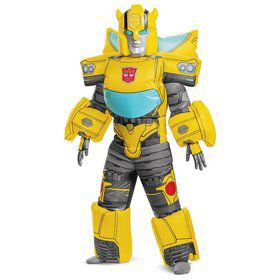 Bumblebee Evergreen Inflatable Child Costume
