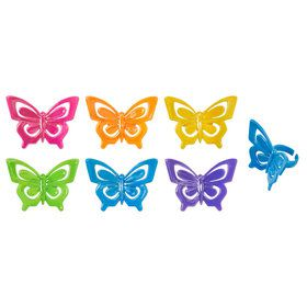 Butterfly Cupcake Rings (12)
