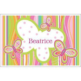 Butterfly Personalized Placemat (each)