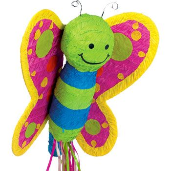 Butterfly Pinata Party Supplies