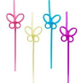 Butterfly Straw (12-pack)