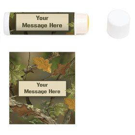 Camo Personalized Lip Balm (12 Pack)