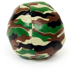 Camouflage Ball (12-pack)