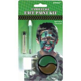 Camouflage Face Paint (each)