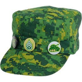Camouflage Hat (Each)