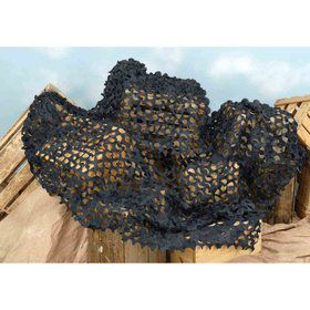Camouflage Netting Black