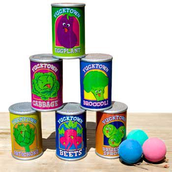 Can Toss Game (each) - Party Supplies BB014855