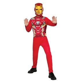 Captain America: Civil War Iron Man Kids Costume