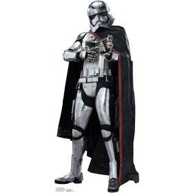 Captain Phasma (Star Wars VII: The Force Awakens) Cardboard Standup (Each)