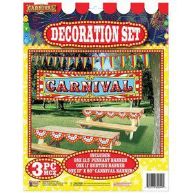Carnival Decoration Set