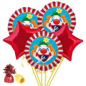 Carnival Games Balloon Bouquet Kit