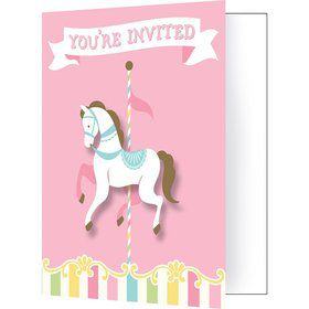 Carousel Invitation (8)