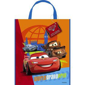 Cars Party Tote Bag (Each)
