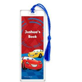Cars Too Personalized Bookmark (each)